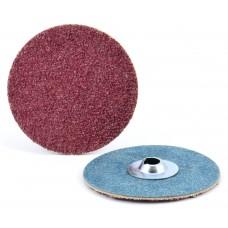 """3/4"""" Type S Aluminum Oxide Quick-Lok Disc, 36 Grit"""