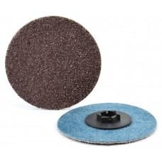 """2"""" Type P Aluminum Oxide Quick-Lok Disc, 240 Grit"""