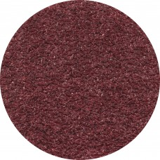"1/2"" Aluminum Oxide Cloth PSA Disc, 36 Grit"