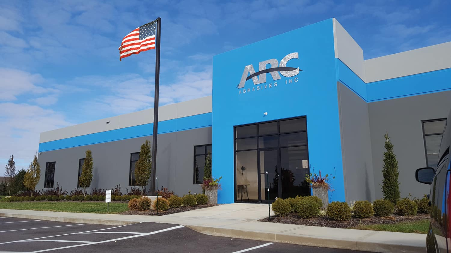 ARC Abrasives Company Building