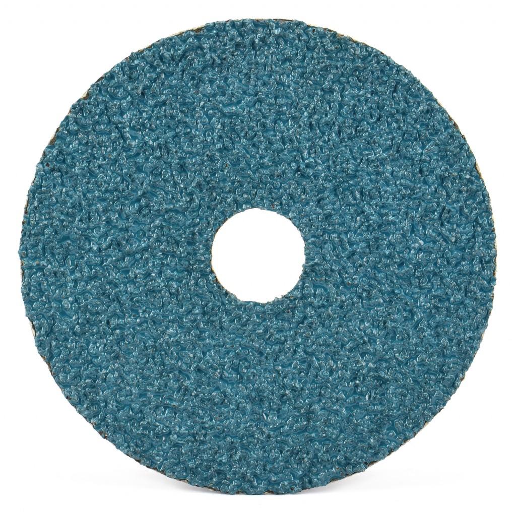 Zirconia Resin Fiber Grinding /& Sanding Discs 36 Grit 7-Inch X 7//8-Inch Arbor,