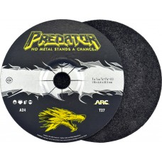 """7"""" x 1/8"""" x 7/8"""" T27 - Depressed Center Grinding Wheel, A60T"""