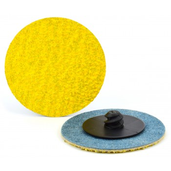 "3/4"" Type R Performance Coated PREDATOR Quick-Lok Disc, 40 Grit"