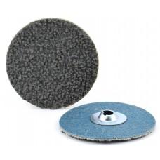 "2"" Type S Silicon Carbide, Compact Grain Quick-Lok Disc, 80 Grit"