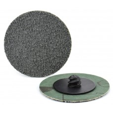 "2"" Type R PREDATOR Resin Fiber Quick-Lok Disc, 24 Grit"