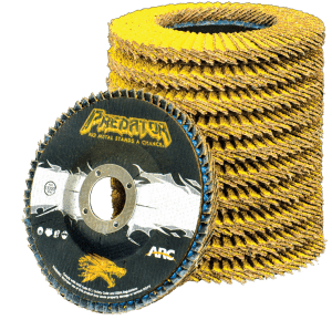 hard edge flap discs flap wheel