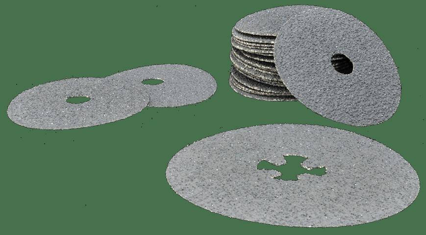 predator resin fiber disc