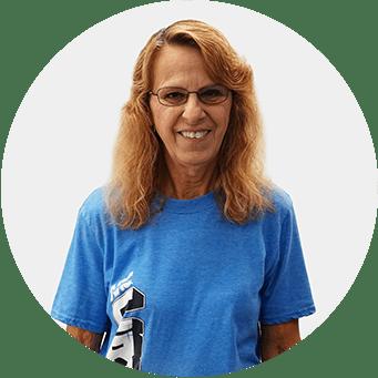 Pattie Asher employee spotlight