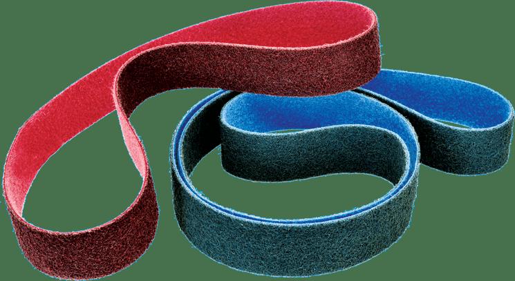 zweb surface conditioning belt
