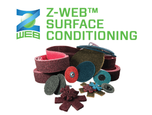 z-web surface conditioning products