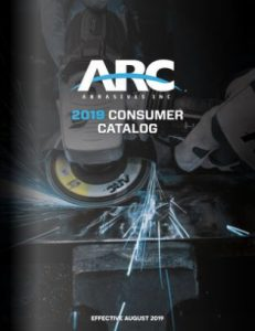 arc abrasives 2019 consumer catalog