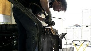 graveyard carz using predator ceramic in a mopar restoration